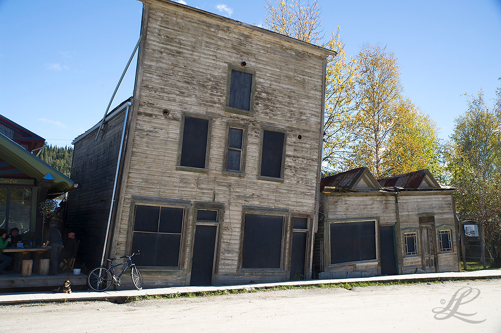 Blacksmith facmilty and General Store, Old Dawson City