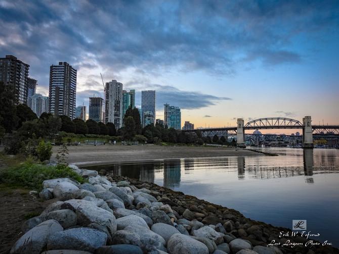 My morning walk views, False Creek, Vancouver, BC, Canada #33