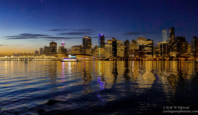 What a city!, Vancouver, BC, Canada