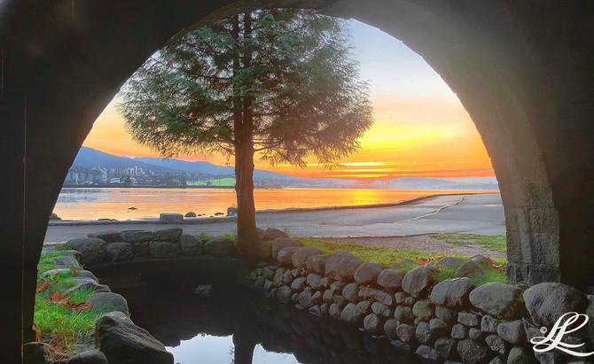 Beaver Lake Creek, Vancouver, BC, Canada,
