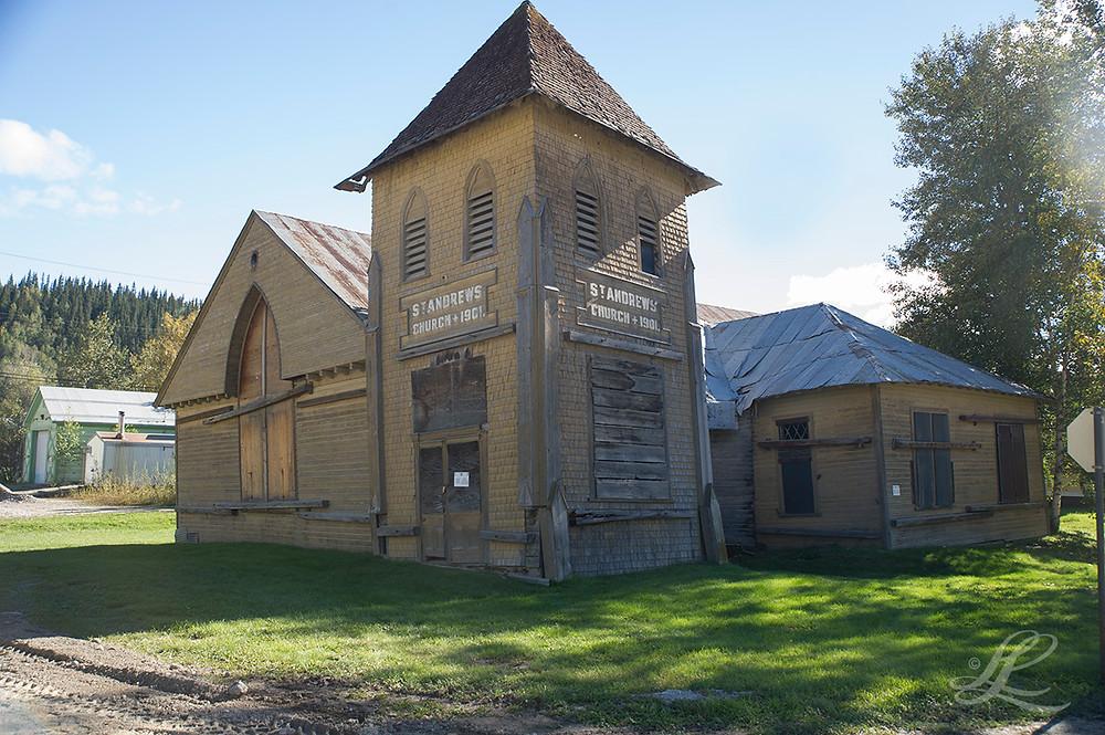 St. Andrew's Church, Old Dawson City