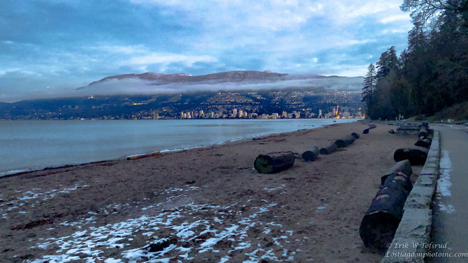 3rd Beach, Stanley Park, Vancouver, BC, Canada