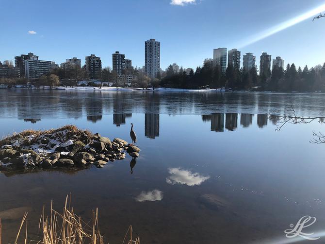 Lost Lagoon, Vancouver, BC