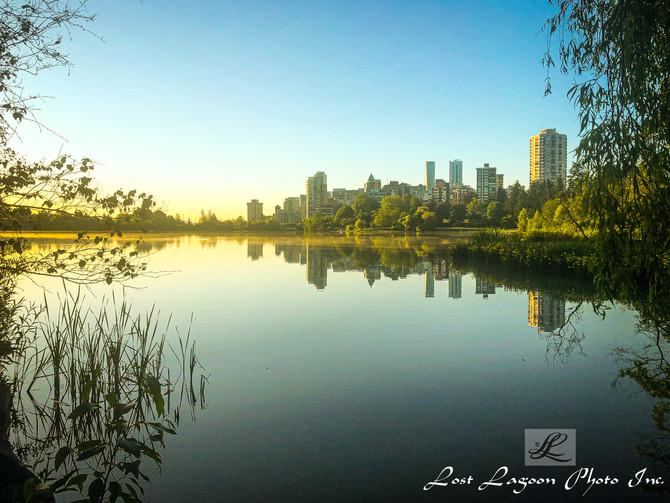 My morning walk views, Lost Lagoon, Vancouver, BC, Canada #20