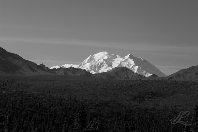 Denali (formerly Mount McKinley) and Tanama River