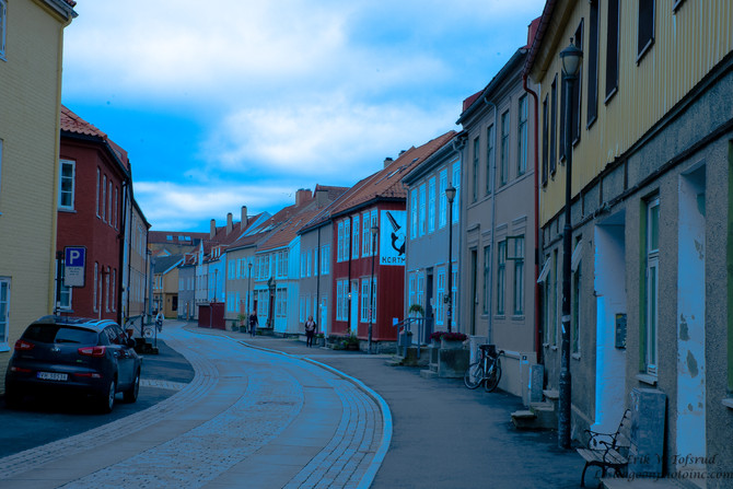 Nedre Bakklandet, Trondheim, Norway -2