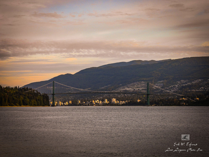 Lions Gate, West Vancouver, BC, Canada