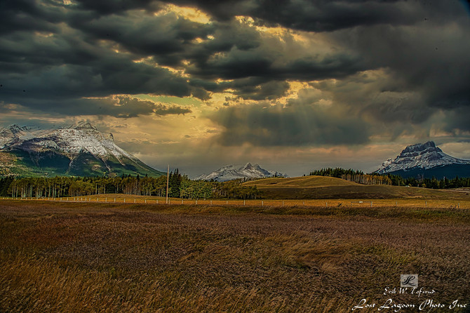 Travel pictures Crownest Pass, Alberta, Canada