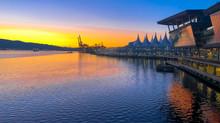 My morning walk views, Vancouver, BC, Canada