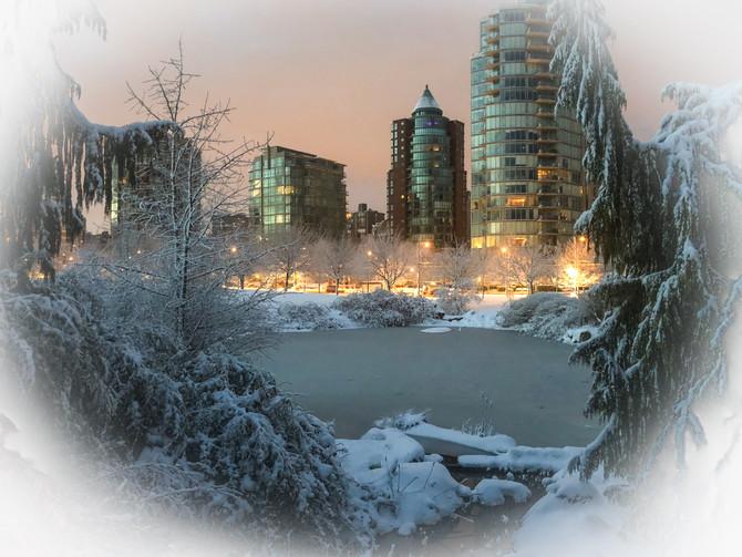 Devonian Park, Coal Harbour, Vancouver, BC