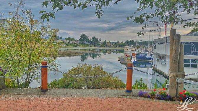 Marina, Sidney, BC, Canada,