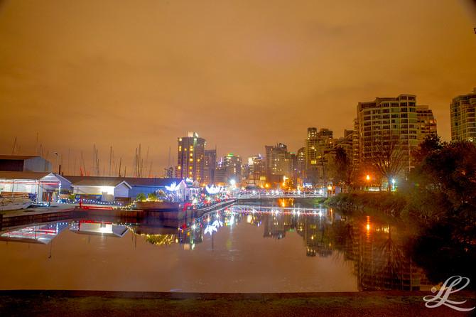 Bayshore West Marina, False Creek, Vancouver, BC