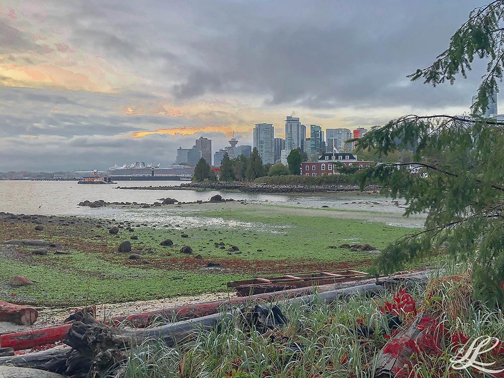 Deadman Island & Downtown Vancouver