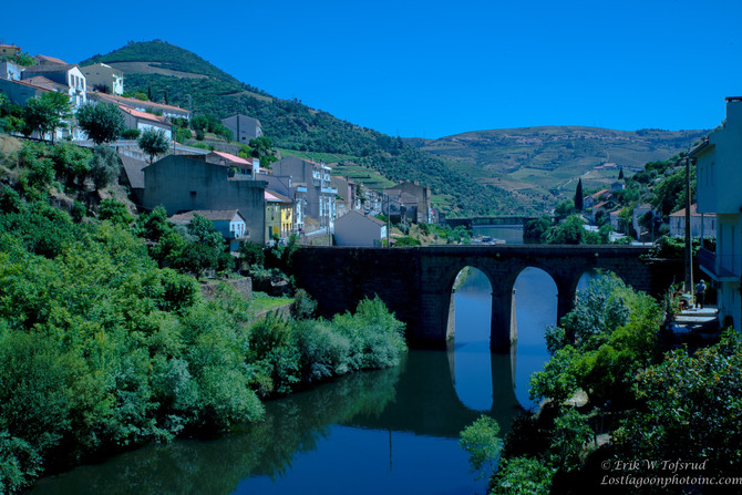 Trip up Douro Valley, Portugal.