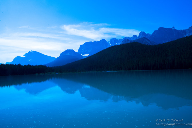 Icefield Parkway, Jasper National Park, AB, Canada 2