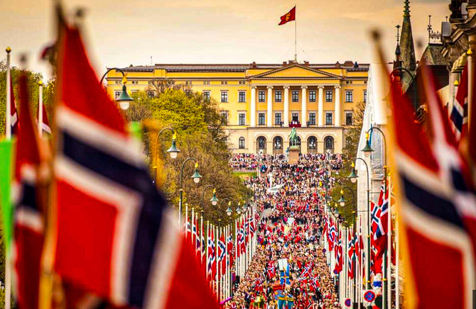 Happy Constitution Day - Norway