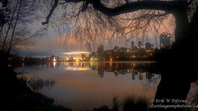 Lost Lagoon, Vancouver, BC, Canada