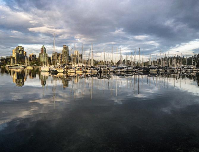 My morning walk views, Seawall, Vancouver, BC, Canada #10