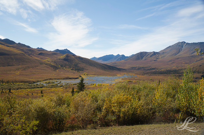 Tombstone Territorial Park - Dempster Highway, Yukon, Canada
