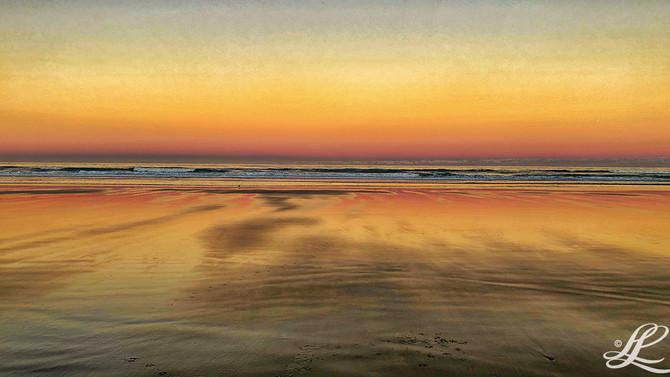 Agate Beach, Newport, OR, USA