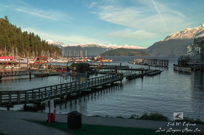 Horseshoe Bay Marina, West Vancouver, BC, Canada