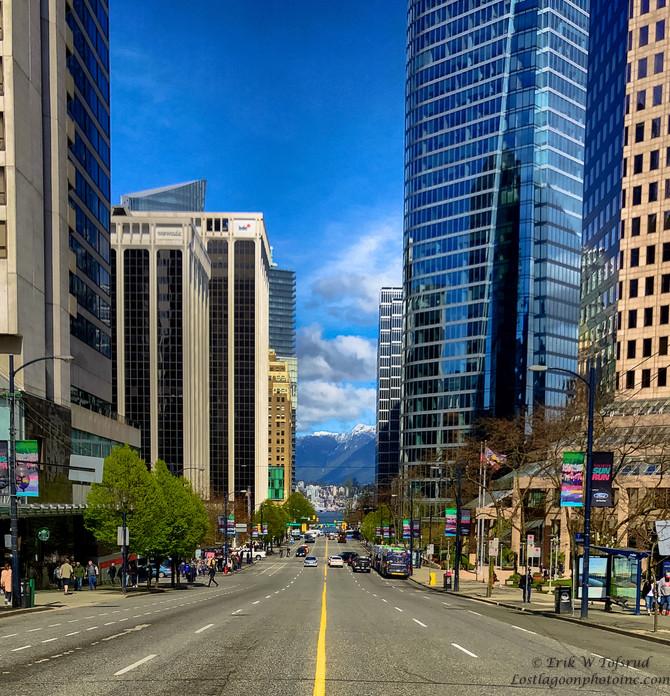 View Corridors, Vancouver, BC, Canada