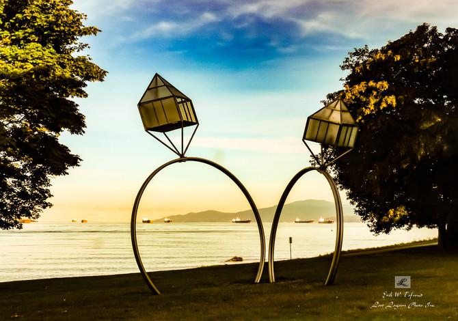 My morning wal views, Anchorage, English Bay, Vancouver, BC, Canada #37