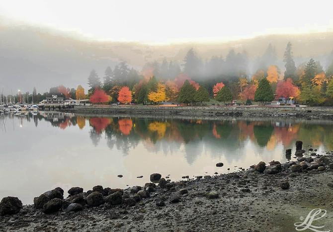 Seawall Stanley Park, Vancouver, BC