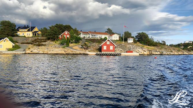 Good bye to Bamle, Bamle, Norway