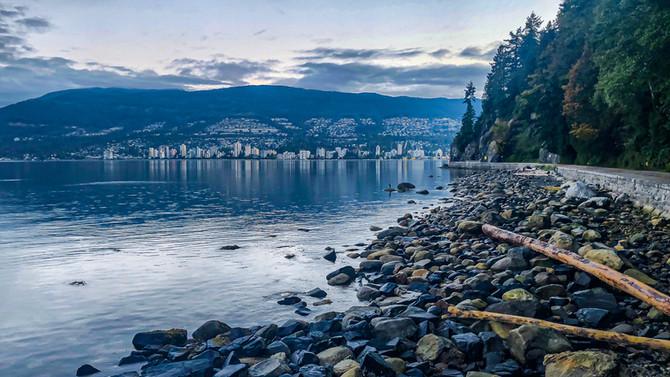 My morning walks, Seawall, Vancouver, BC, Canada #8
