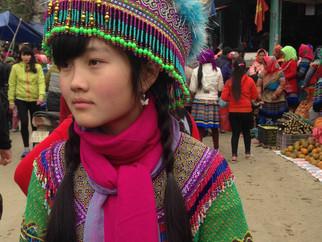 ויאטנם- חלק ב' – צ'וק מונג נאם מוי – שנה חדשה טובה