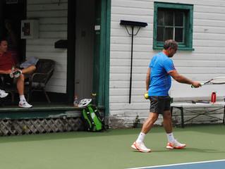 Mixed Doubles Tournament - June 17-19
