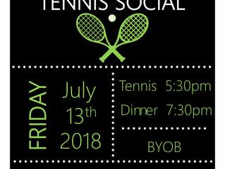 July 13 - Social