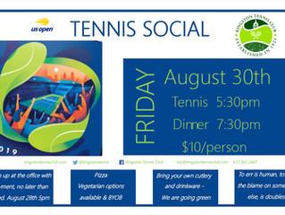 Italian Social - Friday August 30