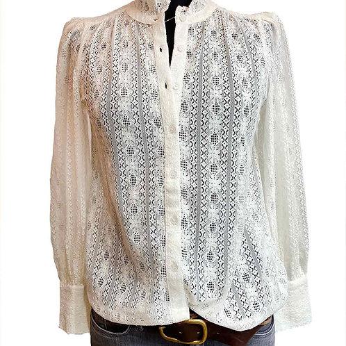 Blusa lace en 2 colores