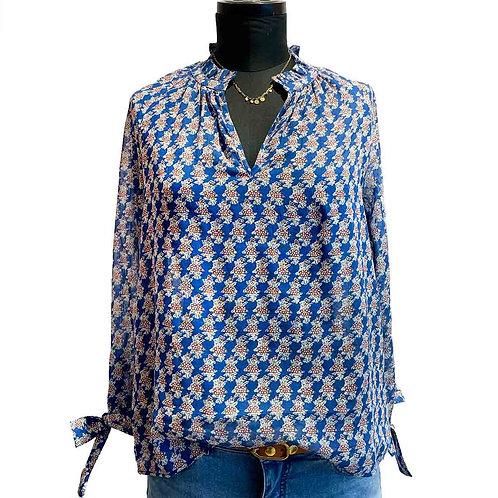 Camisa Madi Indigo