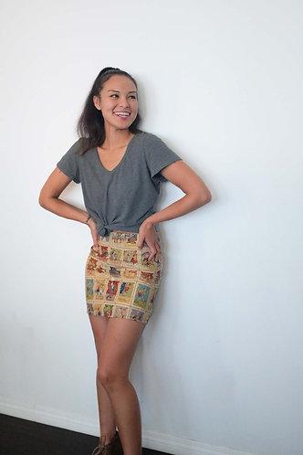 Loteria Skirt