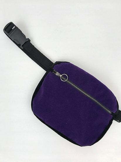 Color Block Belly Bag