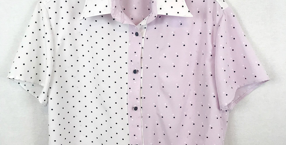 Pastel Polka Dot Shorty