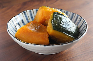 Japanese Simmered pumpkin