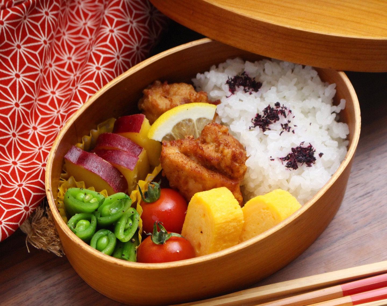 Bento Box and Karaage Course
