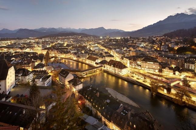 Dica Gastronômica da semana - O melhor da gastronomia em Lucerna, na Suíça