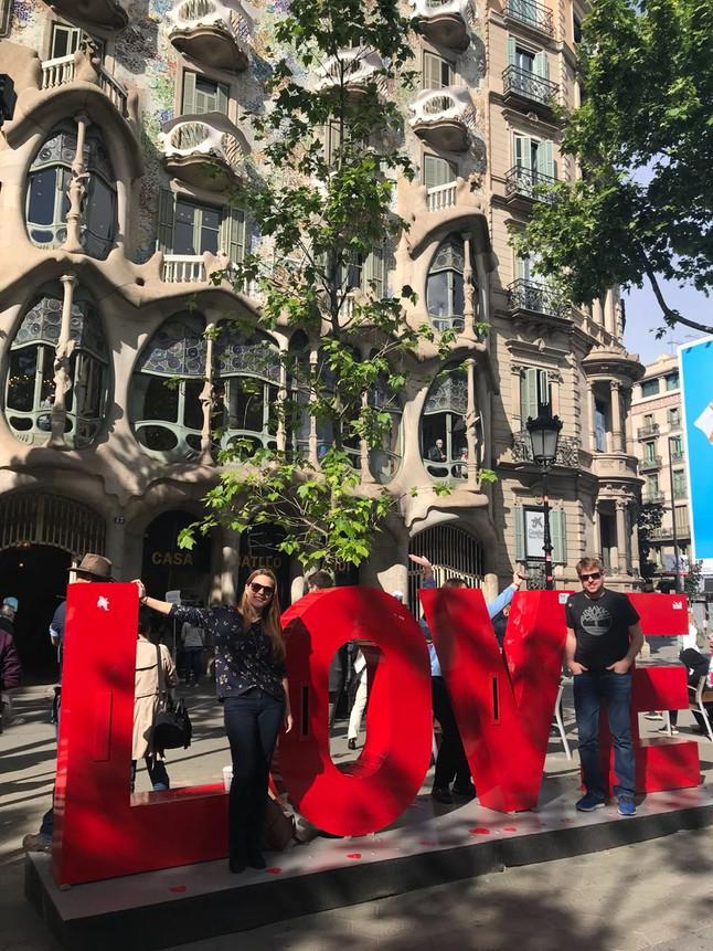 Madrid e Barcelona por Lara Tristão - Parte II