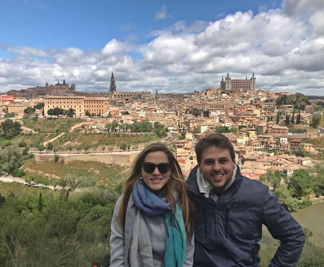Madrid e Barcelona por Lara Tristão - Parte I