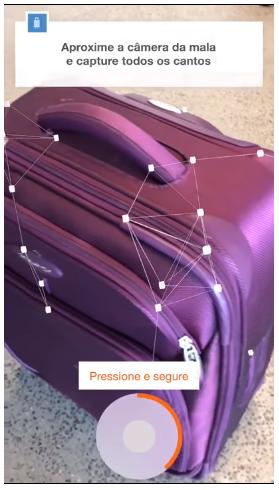 KAYAK lança ferramenta para medir bagagens em realidade aumentada