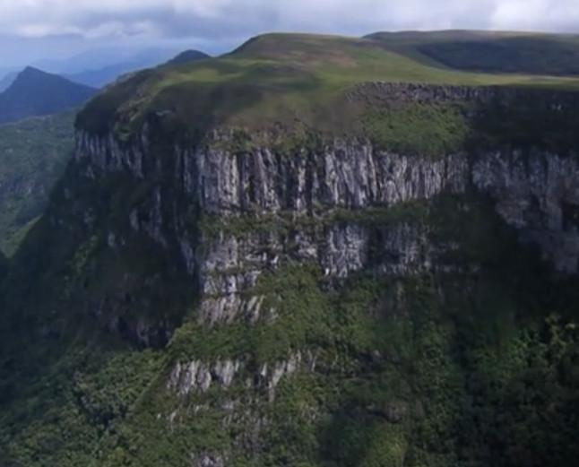 Canyons do Sul, um lugar fascinante