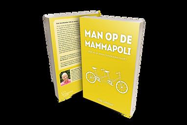 Het Boek 'Man op de mammapoli'