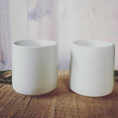 Pair of Porcelain Tumblers