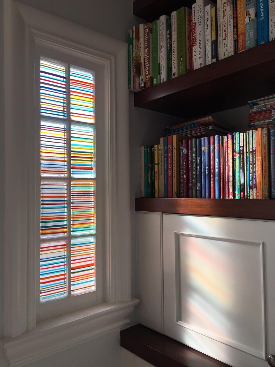 Eight custom windows