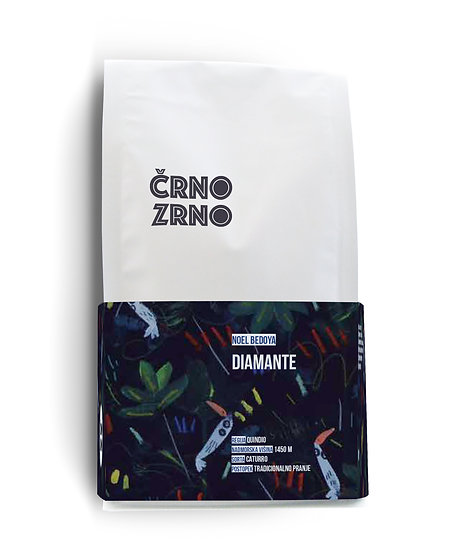 Diamante Natural 250g, kava v zrnju